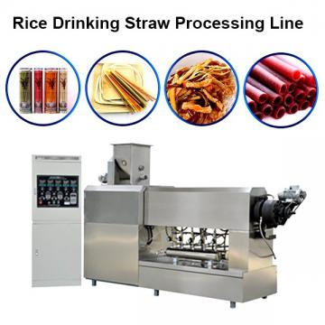 Jinan City Rice Straws Processing Line