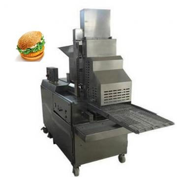 New Design Manual Hamburger Patty Forming Machine Burger Bun Making Machine