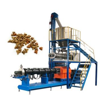 Fishmeal Animal Feed Extrudeuse Pour Aliment Poisson Manufacturing Machine