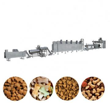 Dry Extruding Small Pet Food Pellet Machine
