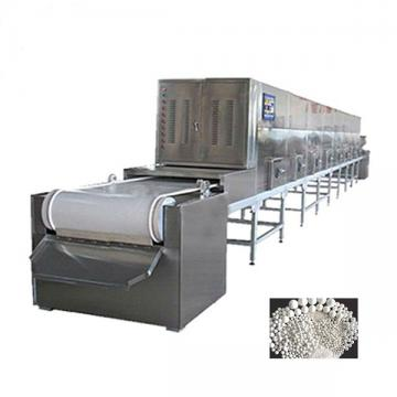 Large Industrial Continuous Microwave Food Dryer