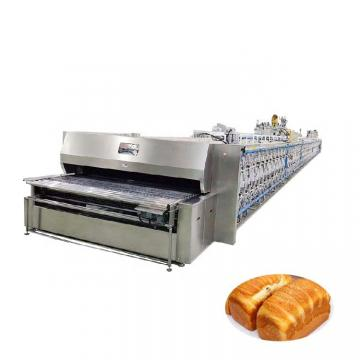 Twin Screw Extruder Machine Widly Used Janpanese Panko Bread Crumb Production Processing Line